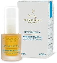 Parfums et Produits cosmétiques Huile à l'huile de jojoba pour visage - Aromatherapy Associates Hydrating Nourishing Face Oil