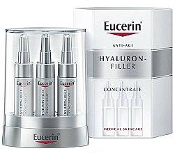 Parfums et Produits cosmétiques Ampoules à l'acide hyaluronique pour visage - Eucerin Hyaluron-Filler Concentrate