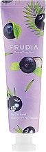 Parfums et Produits cosmétiques Crème nourrissante à l'extrait d'açai pour les mains - Frudia My Orchard Acai Berry Hand Cream