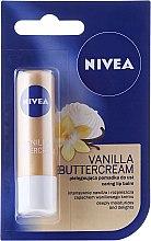 Parfums et Produits cosmétiques Baume à lèvres - Nivea Vanilla Buttercream