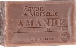 Parfums et Produits cosmétiques Savon de Marseille, Amande et Miel - Le Chatelard 1802 Almond & Honey Soap