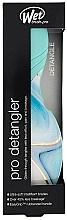 Brosse à cheveux, turquoise - Wet Brush Pro Detangler Organinc Teal Swirl — Photo N3