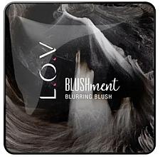 Parfums et Produits cosmétiques Blush - L.O.V BLUSHMENT Blurring Blush (60 -Be The Next She.E.O)