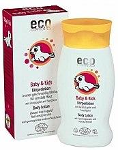 Parfums et Produits cosmétiques Lotion corporelle à la grenade et argousier pour bébés et enfants - Eco Cosmetics Baby&Kids Body Lotion
