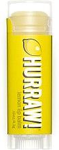 Parfums et Produits cosmétiques Baume à lèvres à l'huile de citron - Hurraw! Lemon Balm Lip