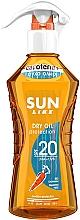 Parfums et Produits cosmétiques Huile sèche, protection solaire SPF 20 - Sun Like Dry Oil Spray SPF 20