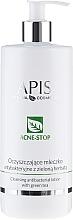 Parfums et Produits cosmétiques Lotion nettoyante antibactérienne au thé vert pour visage - APIS Professional Cleansing Antibacterial Lotion