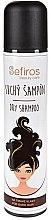 Parfums et Produits cosmétiques Shampooing sec pour cheveux foncés - Sefiros Dry Shampoo