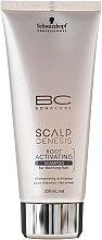 Parfums et Produits cosmétiques Shampooing au panthénol - Schwarzkopf Professional BC Bonacure Scalp Genesis Root Activating Shampoo