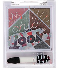 Parfums et Produits cosmétiques Palette de fards à paupières - Avon Color Trend Chic Look Eyeshadow Palette