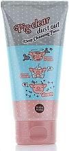 Parfums et Produits cosmétiques Mousse au collagène de la peau de porc pour visage - Holika Holika Pig Clear Dust Out Deep Cleansing Foam