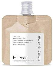 Parfums et Produits cosmétiques Crème à l'extrait de tomate et beurre de cacao pour mains - Toun28 H1 Organic Hand Cream