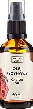 Parfums et Produits cosmétiques Huile de ricin pour corps et cheveux - Nature Queen Castor Oil