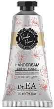 Parfums et Produits cosmétiques Crème pour mains, Fleur de vanille - Dr.EA Vanilla Flower Hand Cream