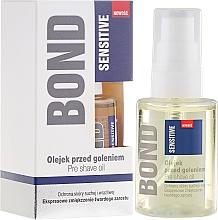 Parfums et Produits cosmétiques Huile avant-rasage - Bond Sensitive Pre Shave Oil