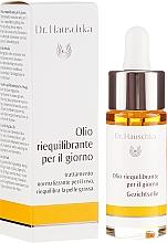 Parfums et Produits cosmétiques Huile de jour à l'extrait de calendula avec pipette - Dr. Hauschka Clarifying Day Oil