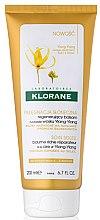 Parfums et Produits cosmétiques Soin soleil, baume riche réparateur à la cire d'Ylang-Ylang pour cheveux - Klorane Sun Radiance Rich Restorative Conditioner Ylang-Ylang