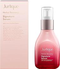Parfums et Produits cosmétiques Sérum à l'extrait de trèfle des prés pour visage - Jurlique Herbal Recovery Signature Serum