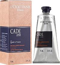Parfums et Produits cosmétiques Baume après-rasage - L'Occitane Cade After Shave Balm