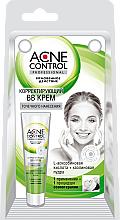 Parfums et Produits cosmétiques Fito Kosmetik Acne Control Professional - BB crème à la poudre d'argile blanche pour visage