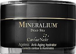Parfums et Produits cosmétiques Crème hydratante au caviar noir pour visage - Mineralium Caviar Noir Anti-Aging Hydrator
