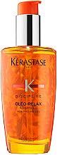 Parfums et Produits cosmétiques Huile nourrissante lissante, sans rinçage - Kerastase Discipline Oleo-Relax Advanced Morpho-Huiles