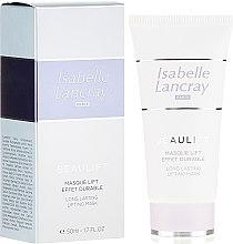 Parfums et Produits cosmétiques Masque au beurre de karité et noyau d'abricot pour visage - Isabelle Lancray Beaulift Long Lasting Lifting Mask