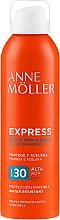 Parfums et Produits cosmétiques Spray solaire activateur de bronzage pour le corps SPF 30 - Anne Moller Express Bruma Body Tanning Spray SPF30