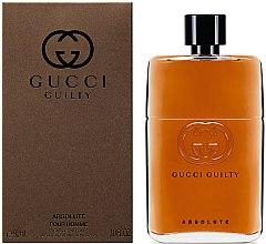 Parfums et Produits cosmétiques Gucci Guilty Absolute - Eau de Parfum