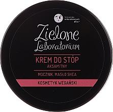Parfums et Produits cosmétiques Crème velours vegan au beurre de karité et urée pour pieds - Zielone Laboratorium