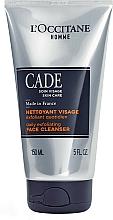 Parfums et Produits cosmétiques Gel exfoliant à la base de bois de cèdre pour visage - L'Occitane Cade Daily Exfoliating Cleanser