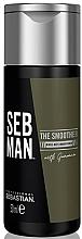 Parfums et Produits cosmétiques Après-shampoing - Sebastian Professional Seb Man The Smoother