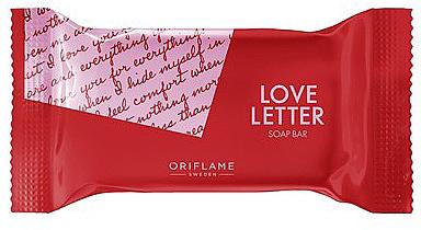Savon Lettre d'amour - Oriflame Love Letter Soap