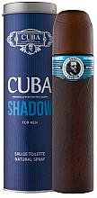 Parfums et Produits cosmétiques Cuba Shadow - Eau de toilette