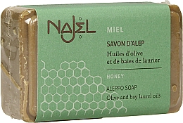 Parfums et Produits cosmétiques Savon d'Alep au miel - Najel Soap
