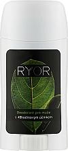 Parfums et Produits cosmétiques Déodorant effet 48h - Ryor Deodorant
