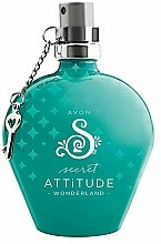 Parfums et Produits cosmétiques Avon Secret Attitude Wonderland - Eau de toilette