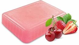 Parfums et Produits cosmétiques Paraffine de soin pour mains, Fraise et Cerise - NeoNail Professional