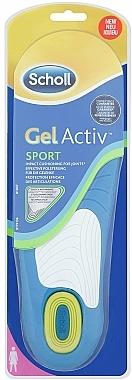 Semelles pour chossures sportifs - Scholl Gel Activ Insole Sport Woman — Photo N1
