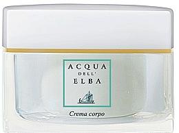 Parfums et Produits cosmétiques Acqua Dell Elba Blu - Crème à l'acide hyaluronique pour corps
