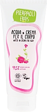 Parfums et Produits cosmétiques Crème à l'eau de rose bio pour corps - Ekos Personal Care
