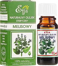 Parfums et Produits cosmétiques Huile essentielle de mélisse 100% naturelle - Etja Natural Essential Oil