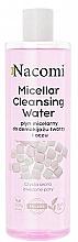 Parfums et Produits cosmétiques Eau micellaire pour visage et yeux - Nacomi Micellar Cleansing Water Marshmallow