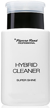 Dégraissant pour ongles - Pierre Rene Professional Hybrid Cleaner Super Shine