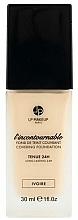 Parfums et Produits cosmétiques Fond de teint couvrant - LP Makeup Covering Foundation L'incontournable