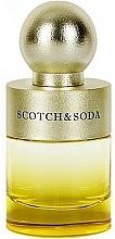Parfums et Produits cosmétiques Scotch & Soda Island Water Women - Eau de Parfum