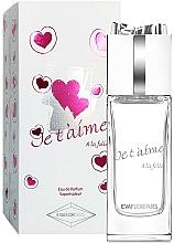 Parfums et Produits cosmétiques Evaflor Je T'aime A La Folie - Eau de Parfum