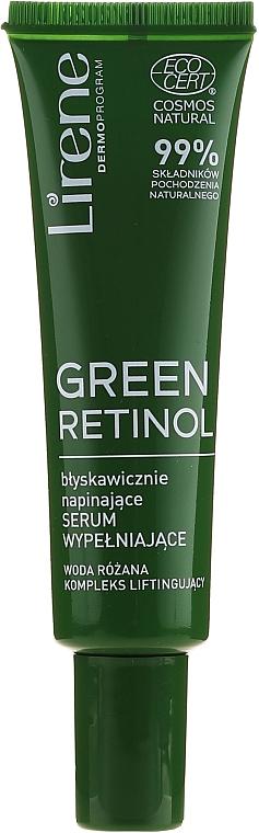 Sérum à l'eau de rose pour visage - Lirene Green Retinol Serum — Photo N3