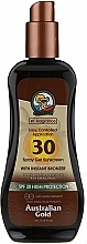 Parfums et Produits cosmétiques Gel solaire en spray pour corps - Australian Gold Protetor Solar Gel Spray Bronzeador SPF30