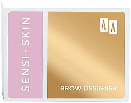 Parfums et Produits cosmétiques Palette de coiffage des sourcils - AA Sensi Skin Brow Designer
